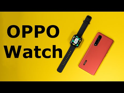 OPPO Watch im Hands-on Review | 2020