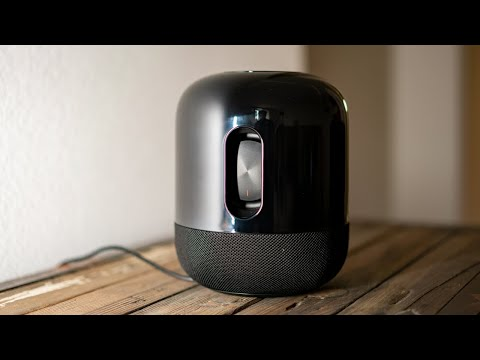 Huawei Sound X im Test - Der Smartspeaker in Zusammenarbeit mit Devialet | 2020 | deutsch
