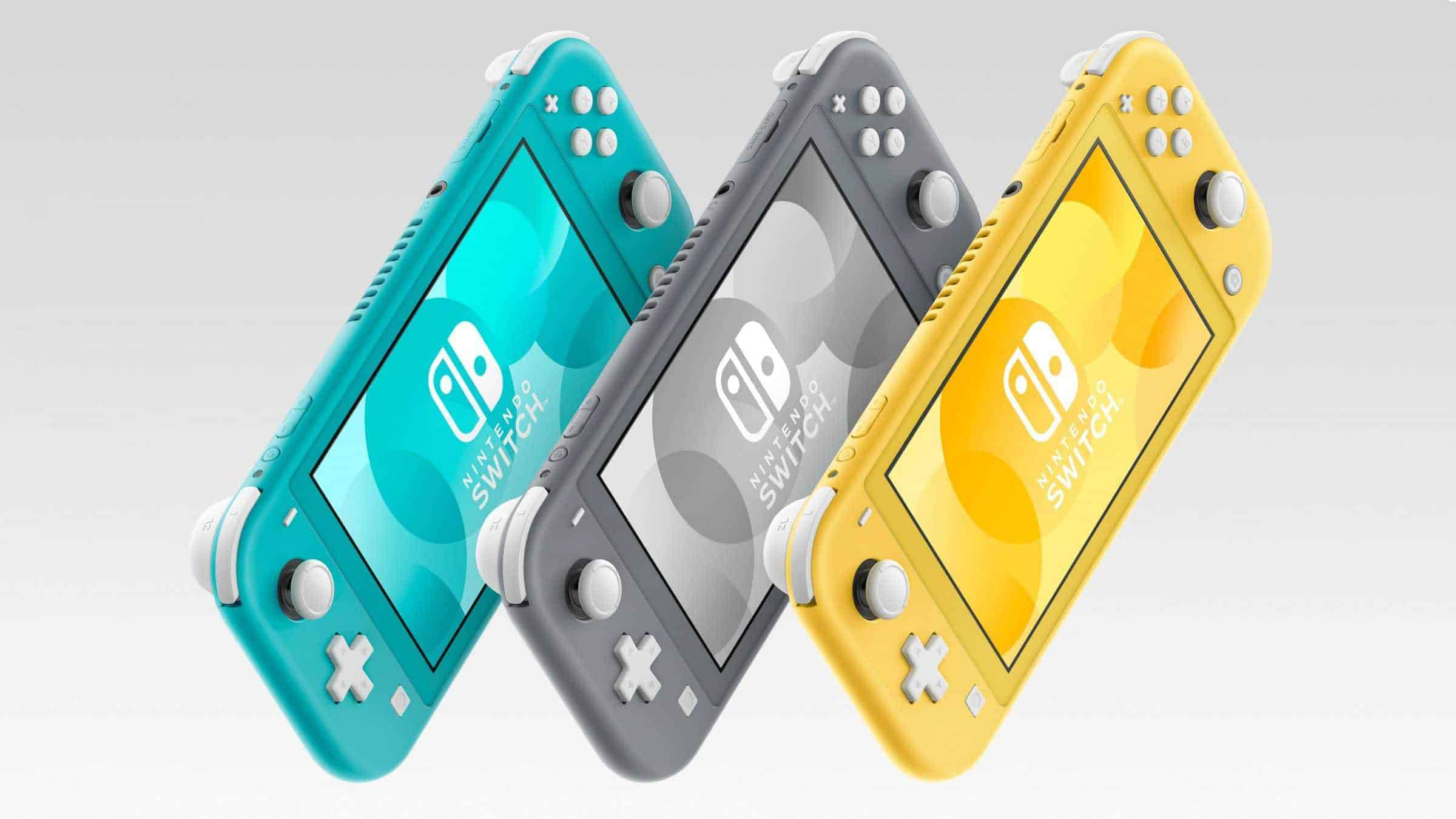 Die Nintendo Switch Lite kommt am 20. September 2019