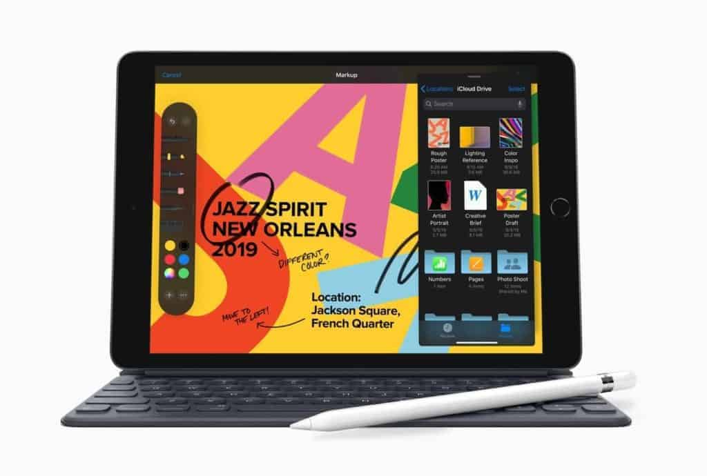 Apple iPad 7. Generation Smart Keyboard