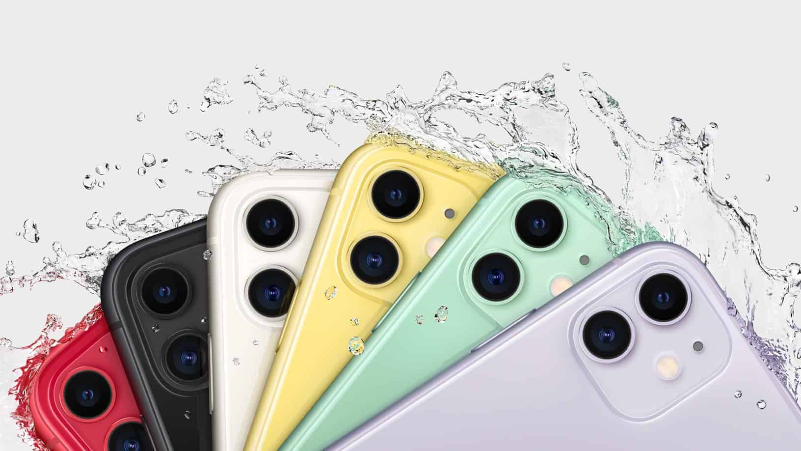 Apple iPhone 11 Apple Keynote 2019