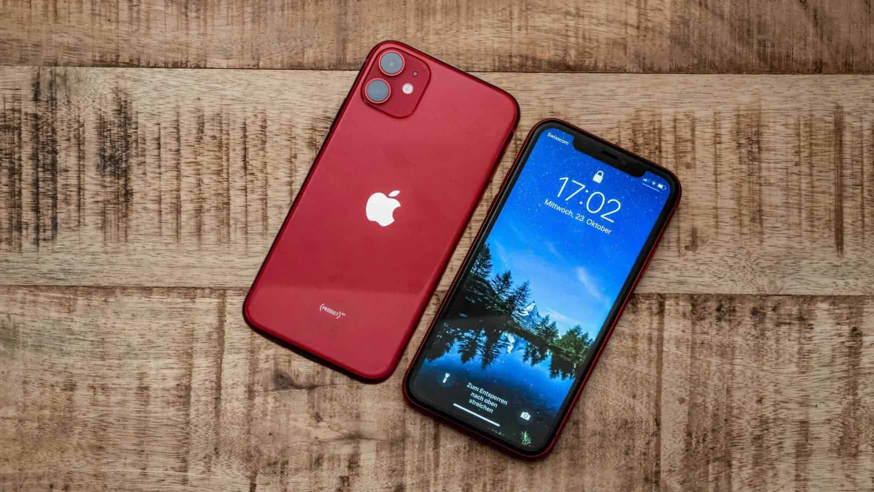 Apple-iPhone-11-Product-Red-Front-and-Back