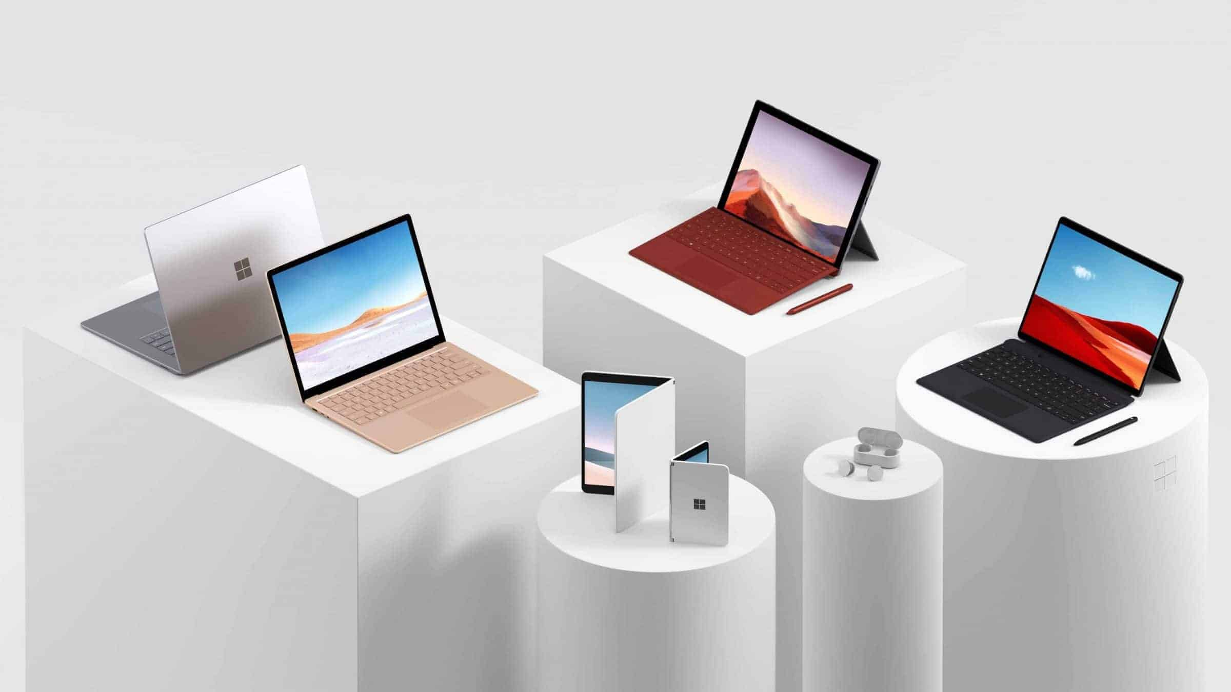 Microsoft-Surface-Productline-2019