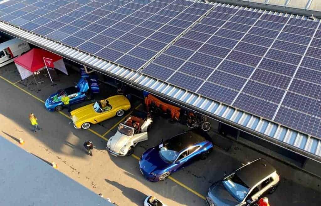 STOC Tesla Meeting 2019 Solar