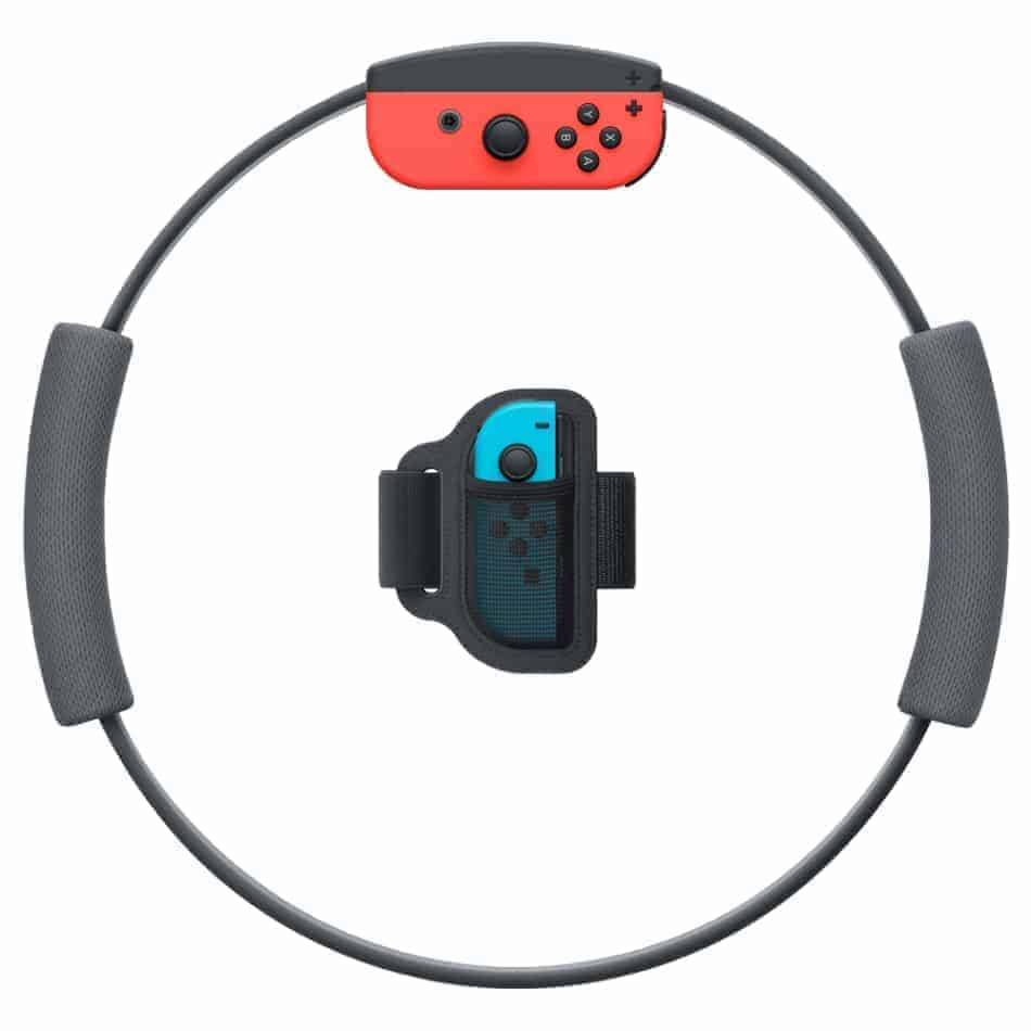 Nintendo Switch Ring Fit Adventure Controllers