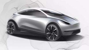 Tesla Model CP Design