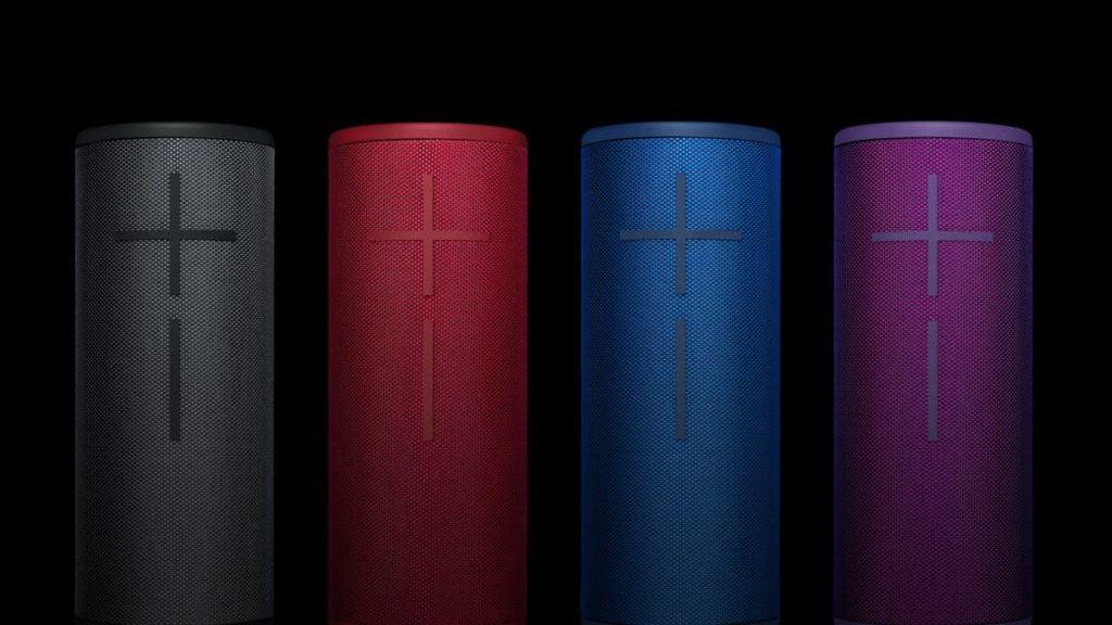 UE Boom 3 Colors Farben PR