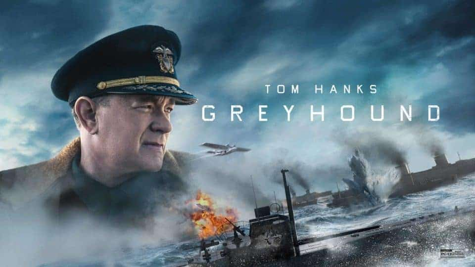 Greyhound Film Apple TV+ Tom Hanks