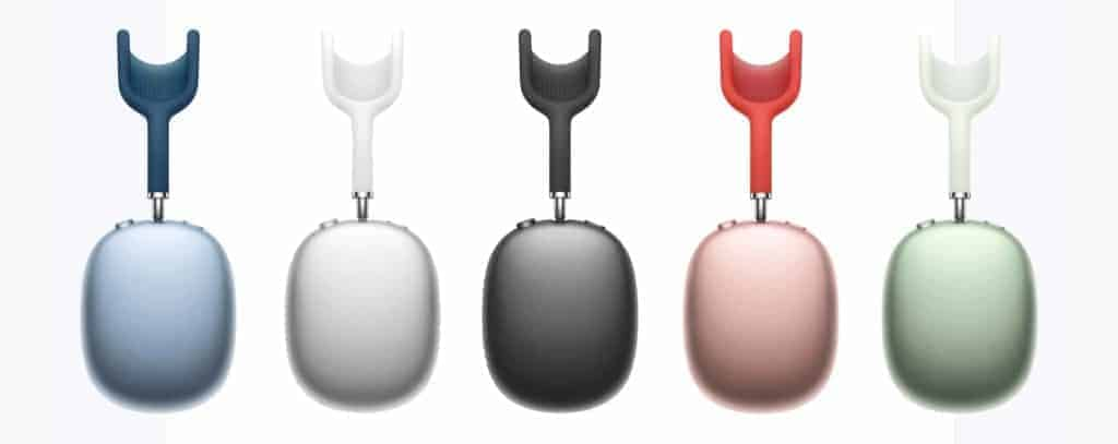 Apple-AirPods-Max-Farben