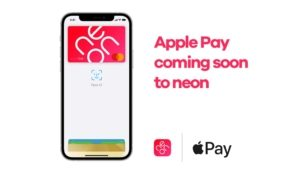 Neon-Apple-Pay
