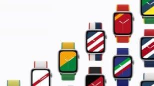 Apple Watch Internationale Kollektion