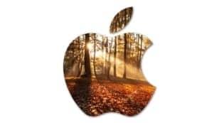 Apple Herbst 2021